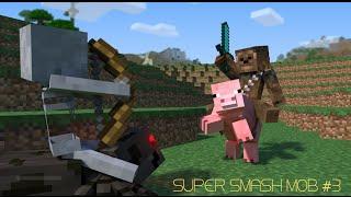 Minecraft: Super Smash Mob #3 w/JiWizard & devonfranks   GerryPeri