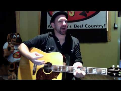 Kristian Bush From Sugarland Peforming 'Baby Girl'