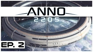 Anno 2205 - Ep. 2 - The Orbital Watch! - Let