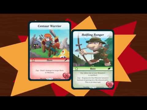 How To Play The Munchkin Collectible Card Game Youtube