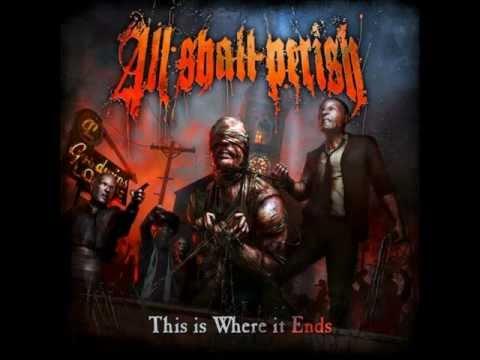 "All Shall Perish ""A Pure Evil"" (With Lyrics)"