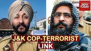 DSP Davinder Singh Arrested Along With 2 Terrorists, Probe Underway