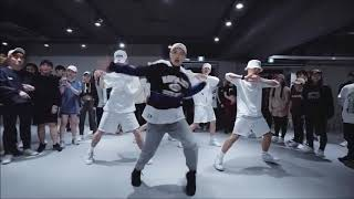 Party Chris Brown Ft Gucci Mane Usher Junsun Yoo Choreography MIRROR