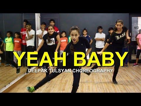 Yeah Baby Refix  Kids Dance   Class   Garry Sandhu  Deepak Tulsyan Choreography