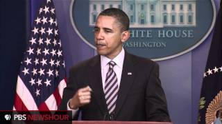 President Obama Provides His Birth Certificate to the Press