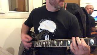 SOILWORK - Stålfågel Guitar Cover