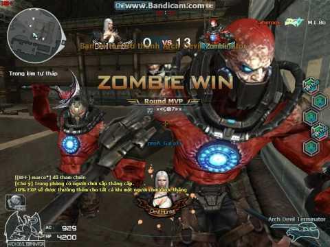 Thomson Vàng Săn Zombie 4