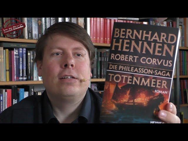 TOTENMEER - Der Roman - Phileasson Saga 6 - Bernhard Hennen/Robert Corvus - Fantasy