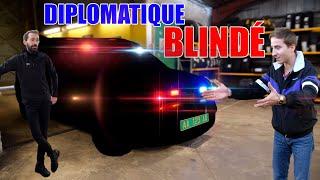 On ACHÈTE un véhicule BLINDÉ diplomatique ! (c'est pas une blague) - Vilebrequin