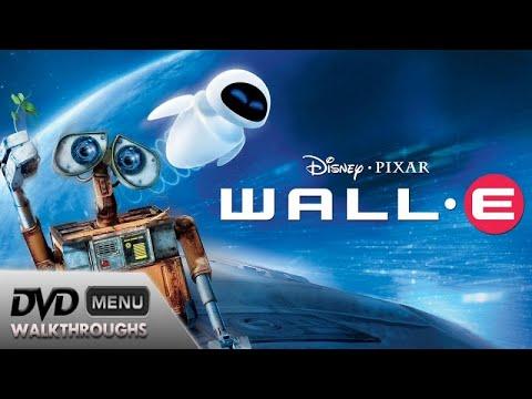 Wall E 2008 Dvd Menu Walkthrough Youtube
