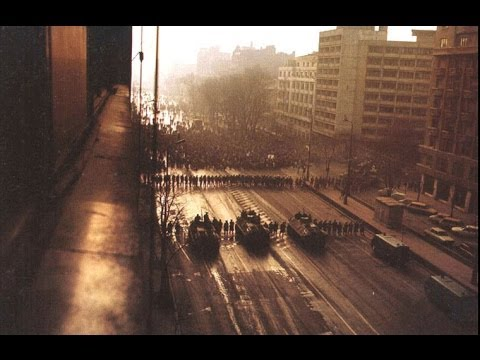 December 22, 1989 Romanian Revolution Uncut