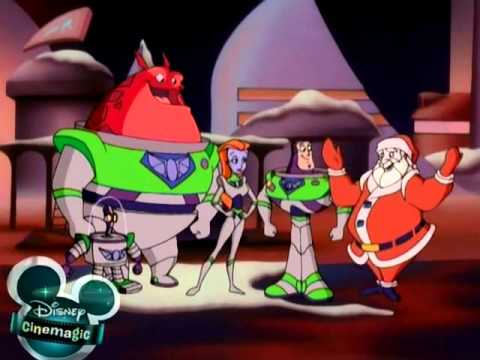 Buzz Lightyear of Star Command   2x10   Holiday Time mbaldw