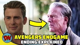 Avengers Endgame Ending Explained in Hindi | DesiNerd