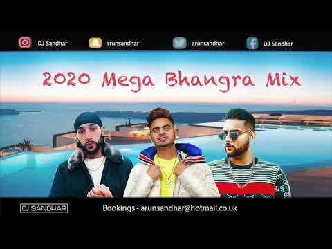 2020 Mega Bhangra Mix  Part 1  Best Dancefloor Tracks  Latest Punjabi Songs 2020
