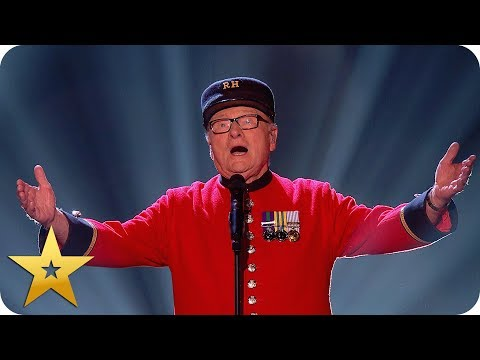 Colin Thackery sings Ed Sheeran's 'Supermarket Flowers' | BGT: The Champions