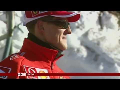 Michael Schumacher 'still in coma' - BBC News