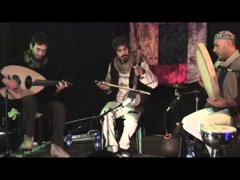 Amiri III - Faran Ensemble Live @ Studio Womini12-27-12