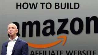 How To Build Amazon
