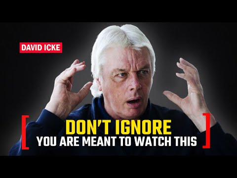 DAVID ICKE - They are Hiding This From Us   No One Knows What's Going On