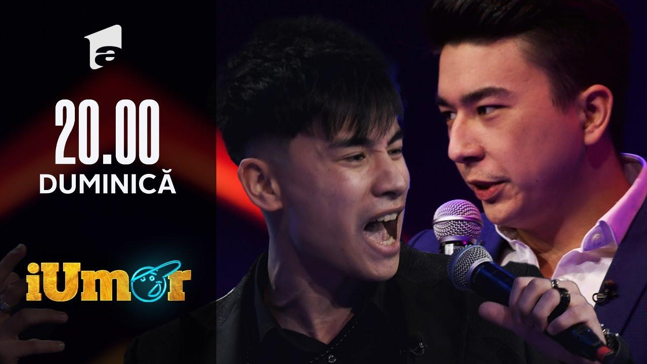 Semifinala iUmor 2020 | Triada Chineză, diferențele dintre România și China