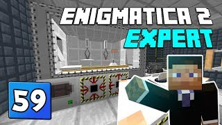 Enigmatica 2: Expert Mode - EP 59 Advanced Rocketry Wafer Automation