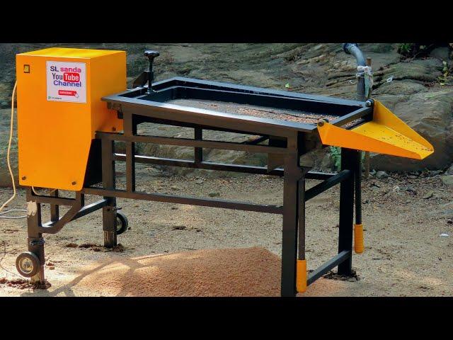 Sand Filter Machine made by Washing Machine Motor hack