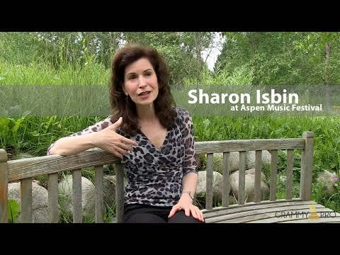 GRAMMY Pro Interview with Sharon Isbin at the Aspen Music Festival 2015