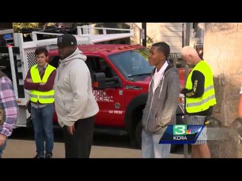 Hollywood comes to Sacramento as crews begin filming movie