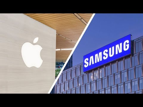 How Apple And Samsung Became Rivals