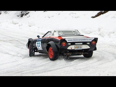 Andorra Winter Rally 2019