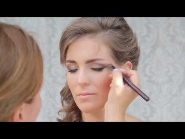 Esküv?i smink lépésr?l-lépésre / Wedding makeup step by step