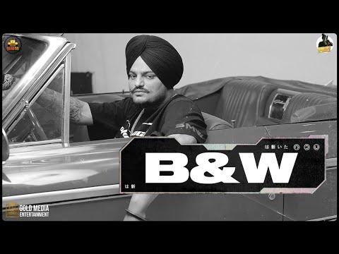 B&W (Official Audio) | Sidhu Moose Wala | The Kidd | Moosetape