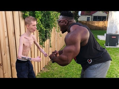 11 STRONGEST KIDS IN THE WORLD!