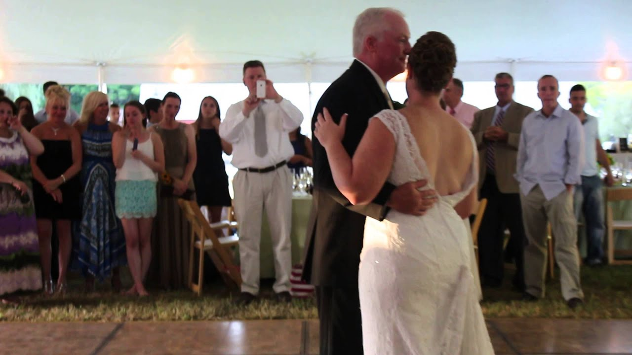 Worlds Best Father Daughter Wedding Dance EVER