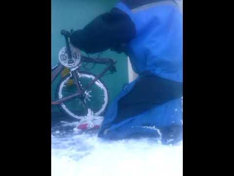 Chain Kinks Tangles Untangle Unkink Bike Bicycle Youtube
