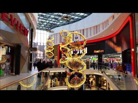 AQUIS PLAZA Aachen - Shopping Mall Aachen/Germany