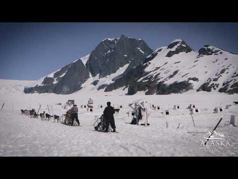 Glacier Dogsled Tour via Helicopter - Juneau, Alaska