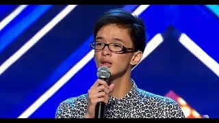 Jal Joshua - The X Factor Australia 2014 - AUDITION [FULL]
