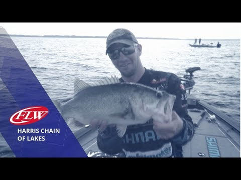 2018 FLW TV | Harris Chain of Lakes