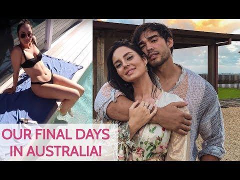 Our Final Week in Australia! Byron Bay vacation before moving to LA \\ Chloe and Seba thumbnail