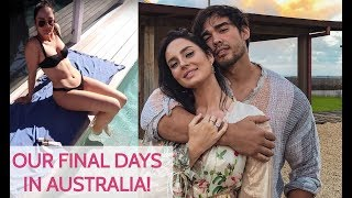 Our Final Week in Australia! Byron Bay vacation before moving to LA \\ Chloe and Seba