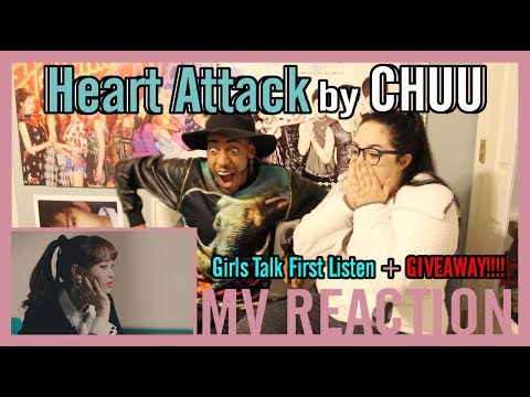 'HEART ATTACK' By LOOΠΔ/CHUU | MV REACTION + GIRLS TALK FIRST LISTEN + 7K SUBS GIVEAWAY | KPJAW