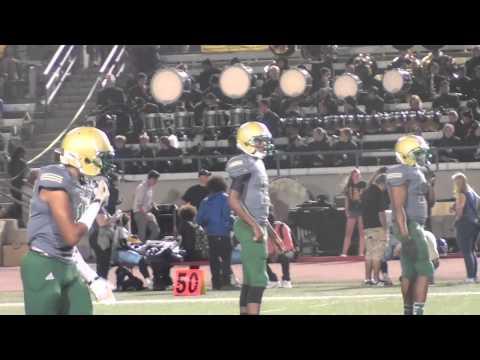 High School Football: Long Beach Poly beats Compton 99-9, 2014