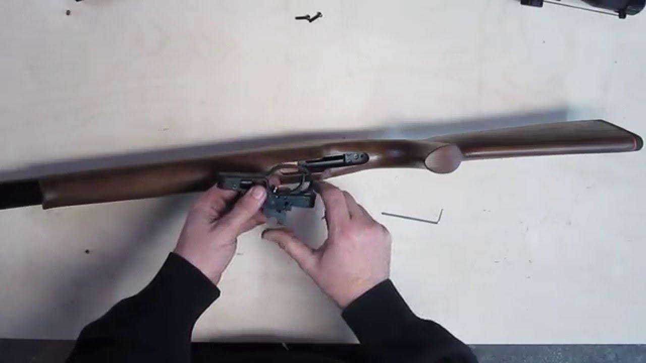 Схема разборки пневматической винтовки фото 393
