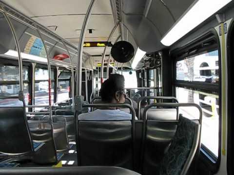 Culver City Bus 2012 NewFlyer XN40