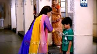 Akshara is angry with Naksh