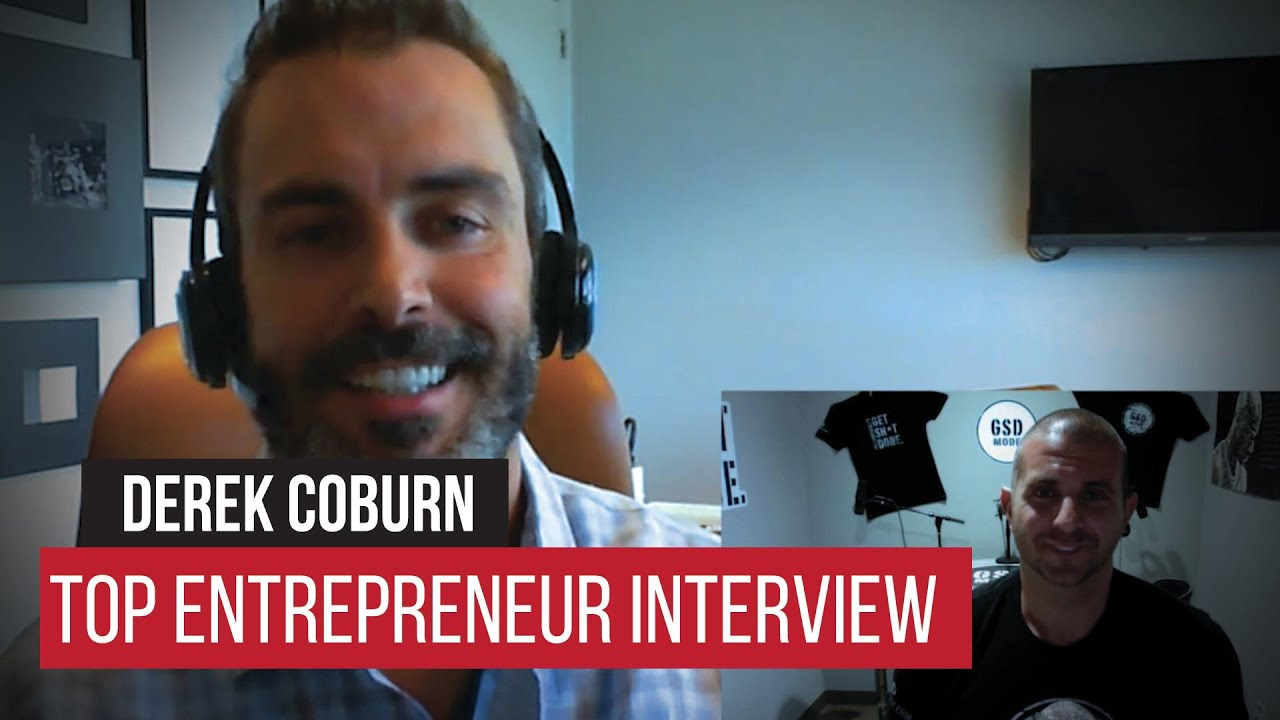 how to become a successful entrepreneur through networking derek how to become a successful entrepreneur through networking derek coburn interview