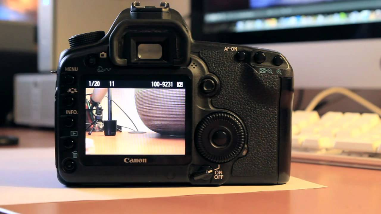 How to set up a camera for HDR - HDR basic by Serge Ramelli