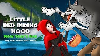 The Little Red Riding Hood | English Short Stories For Children | AppGame For Kids