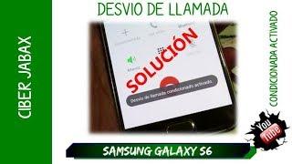 desvió de llamada condicionado activado Samsung